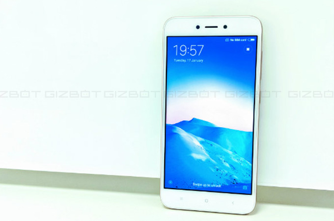 Xiaomi Redmi 5A First Impressions Photos