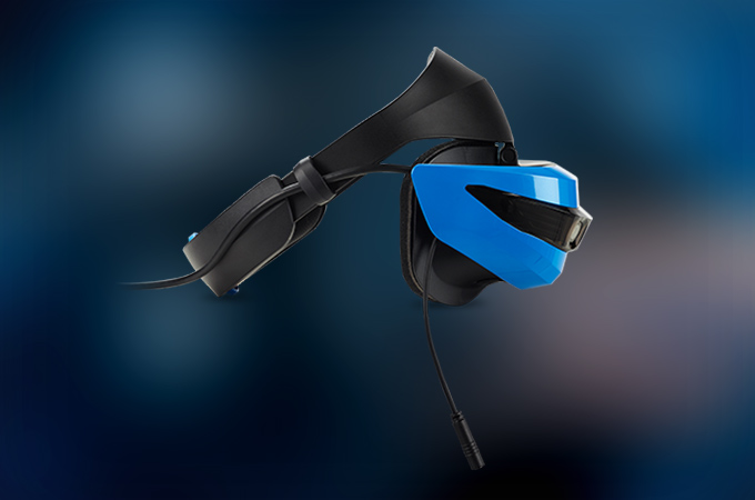 Acer Windows Mixed Reality Headset Photos
