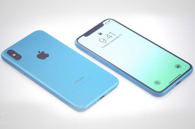 Apple iPhone Xc Concept Design Photos