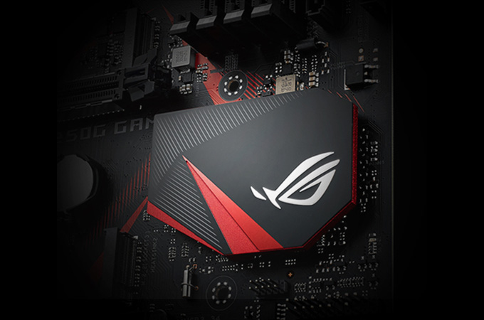 Asus ROG Strix B250G Gaming Photos