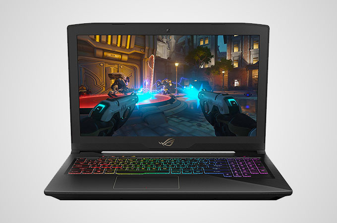 ASUS ROG STRIX GL503VD Photos