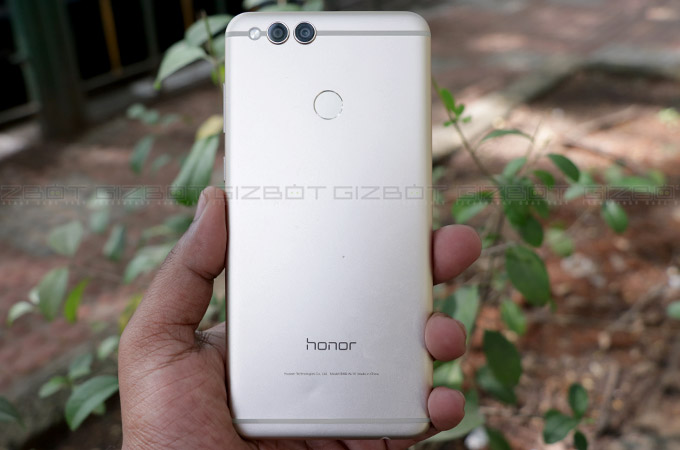 Honor 7X First Impressions Photos