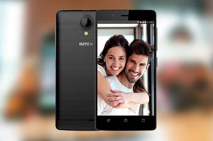 Intex Aqua Lions N1 Photos