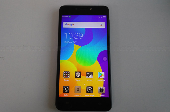 Micromax Bharat 5 First Impressions Photos
