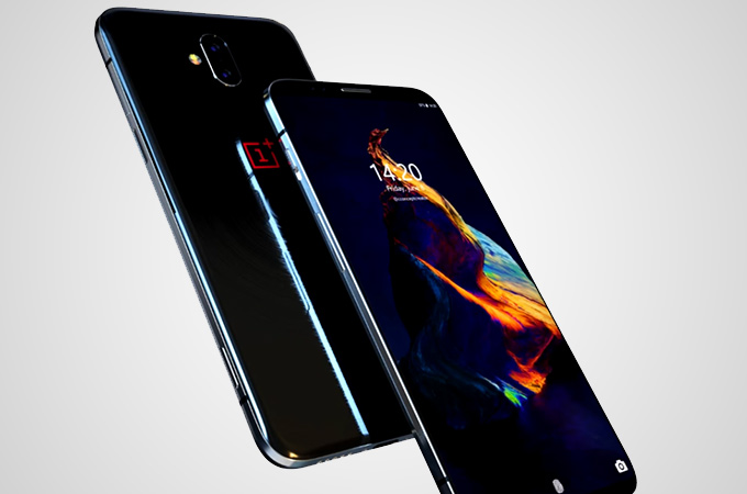 Oneplus 6 Concept Design Photos