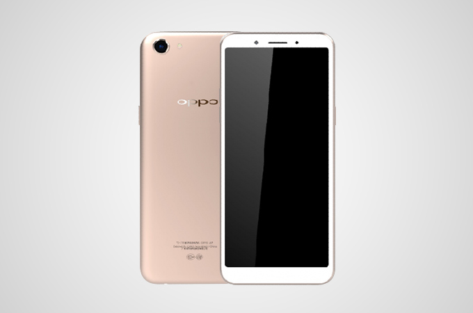 OPPO A83 Leaked  Photos