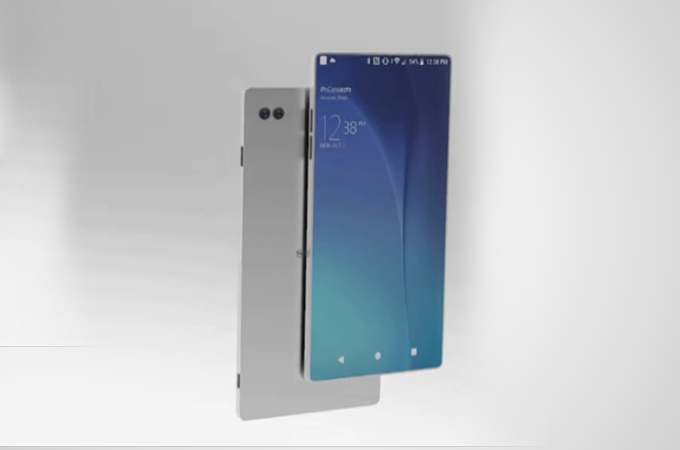 Sony Xperia 10 Concept Design Photos
