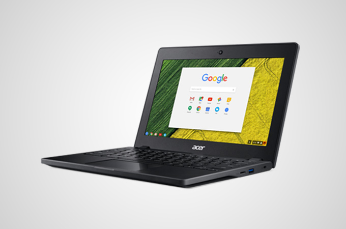 Acer Chromebook 11 Photos