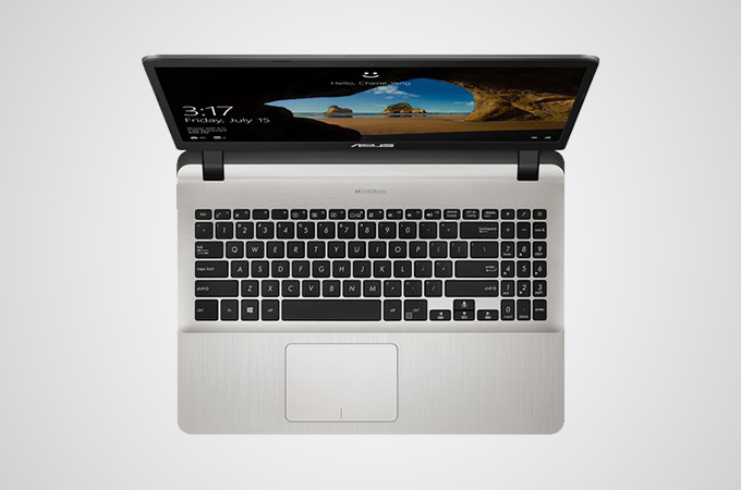 ASUS Laptop X507UB Photos