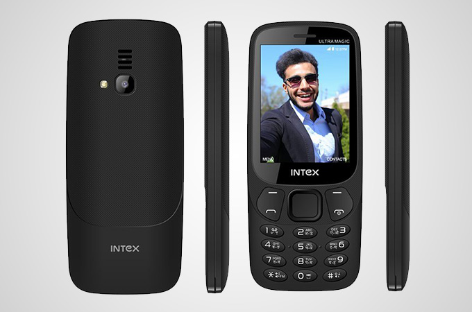 Intex Ultra Magic Photos