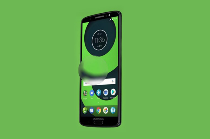 Motorola Moto G6 Plus Leaked  Photos