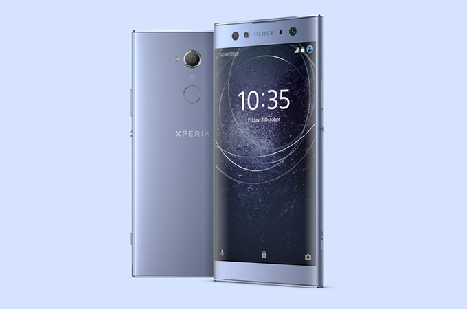 Sony Xperia XA2 Ultra Photos
