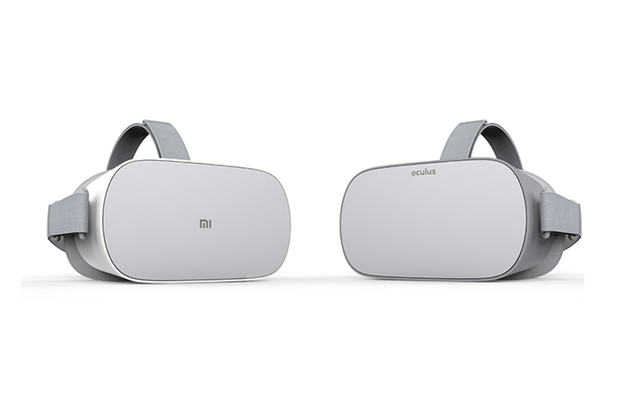 Xiaomi and Oculus VR headset Photos