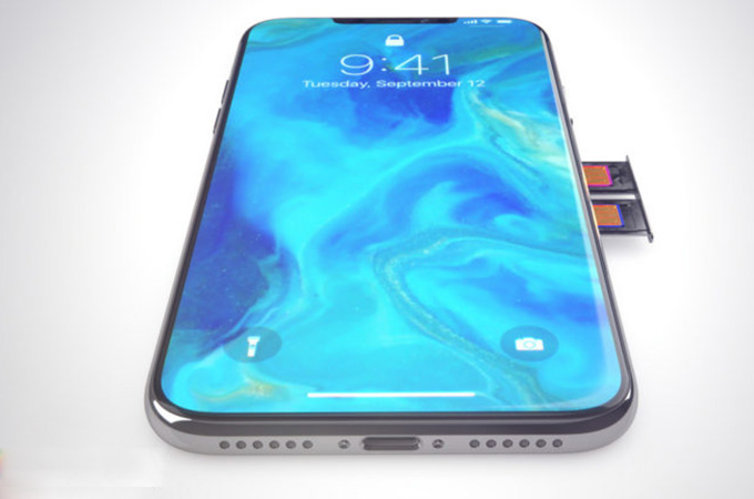 Apple iPhone X2 Concept Design Photos