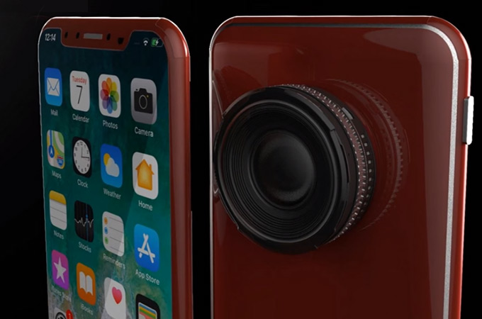 Apple iPhone XE 2018 Concept Design Photos