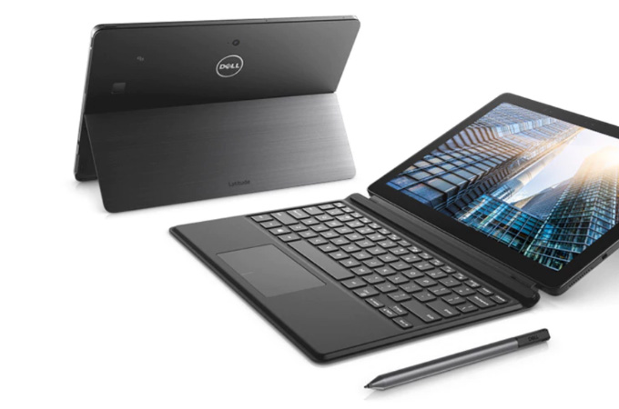 Dell Latitude 5290 2-in-1 Laptops Photos