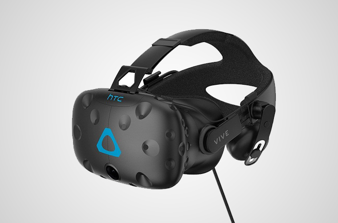 HTC Vive Business Edition VR Headset Photos