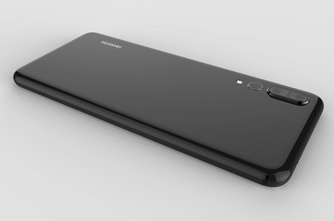 Huawei P20 Plus Leaked  Photos