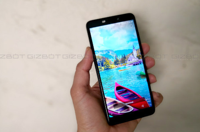 Infinix Hot S3 First Impressions Photos