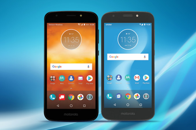 Motorola Moto E5 Play Leaked  Photos
