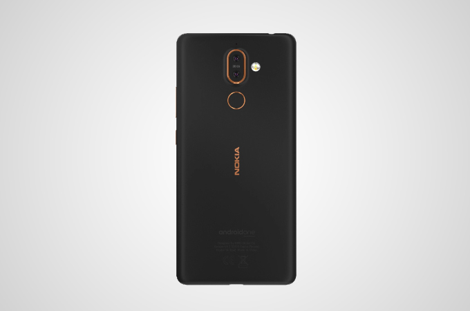 Nokia 7 Plus Photos