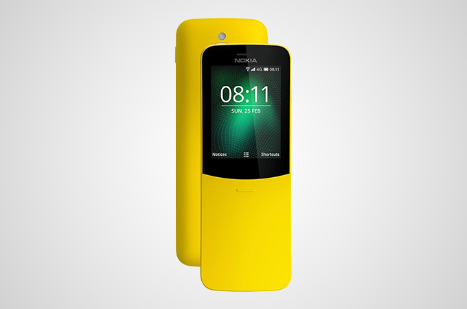 Nokia 8110 4G Photos
