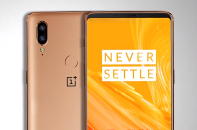 OnePlus 6T Concept Design Photos