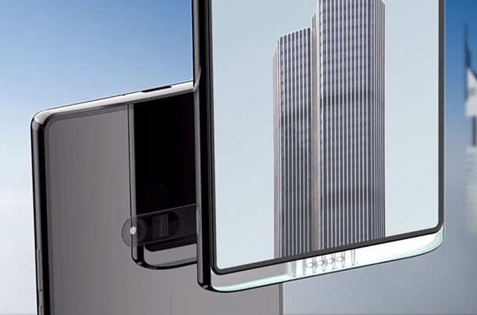 OPPO Find 9 2018 Concept Design Photos