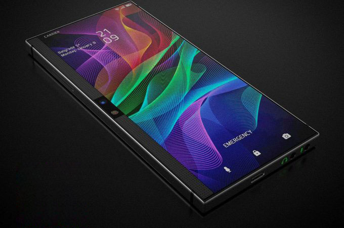 Razer Phone 2.0 Concept Design Photos