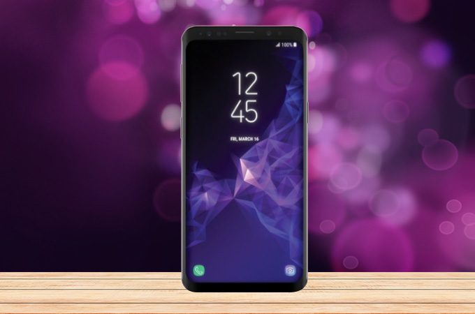 Samsung Galaxy S9 Concept Design Photos
