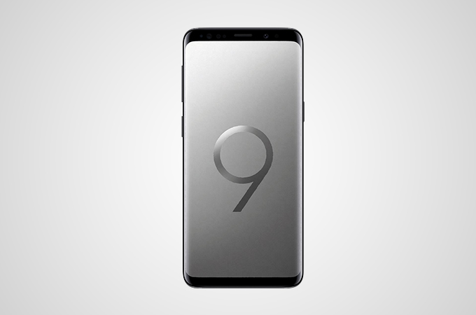 Samsung Galaxy S9 Leaked  Photos