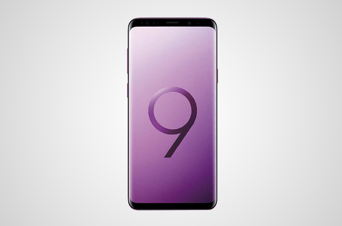 Samsung Galaxy S9 Plus Leaked  Photos