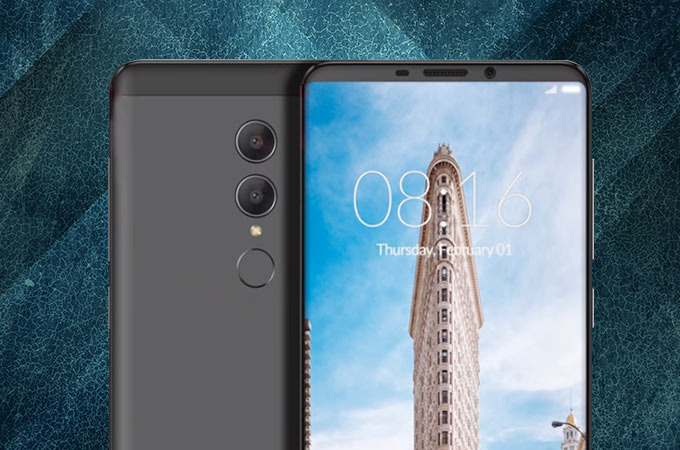 Xiaomi Redmi Note 5 Concept Design Images [HD]: Photo