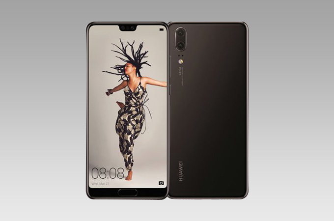 Huawei P20 Leaked  Photos