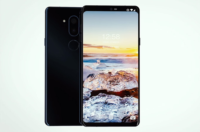 LG G7 (Neo) Concept Design Photos