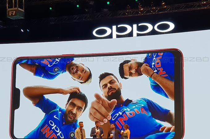 OPPO F7 Event Photos