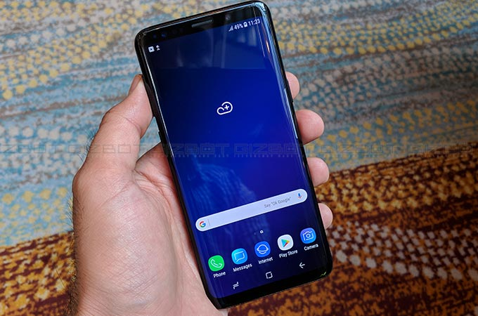 Samsung Galaxy S9 First Impressions Photos