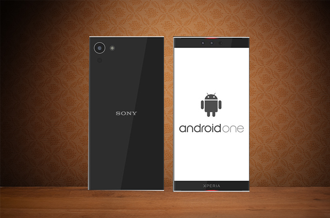 Sony Xperia A1 Concept Design Photos