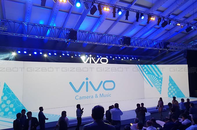 Vivo V9 Event  Photos