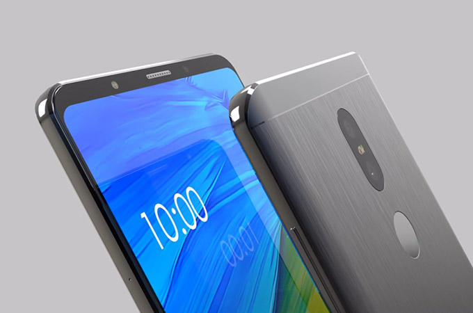 Xiaomi Redmi Note 6 Concept Design Images Hd Photo Gallery Of