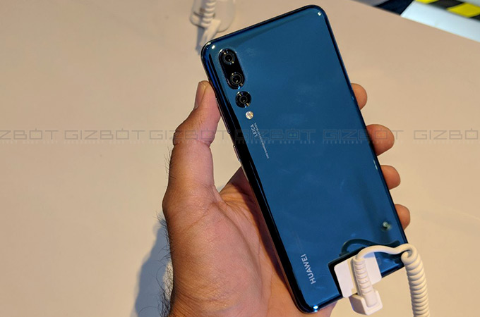 Huawei P20 Pro First Impression Photos