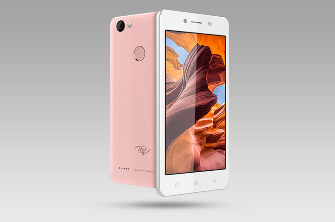 itel A40 Photos