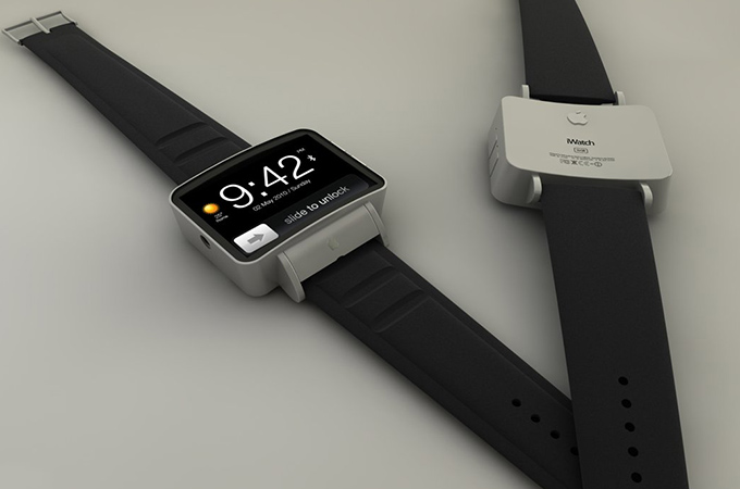 iWatch Concept Design Photos