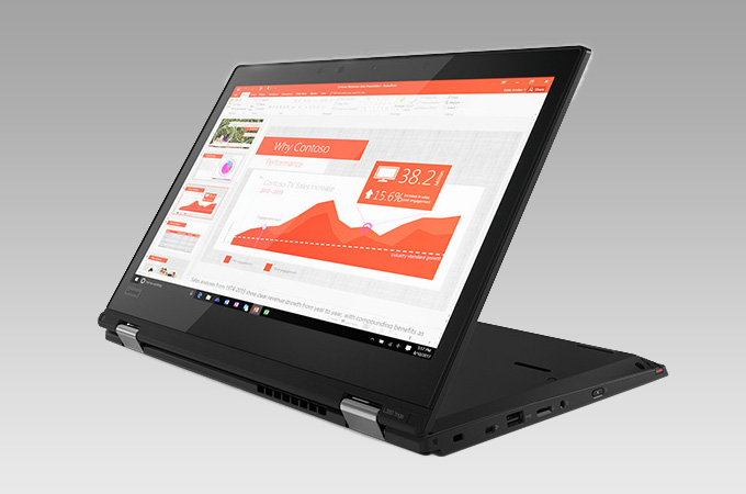 Lenovo ThinkPad L380 Yoga Photos