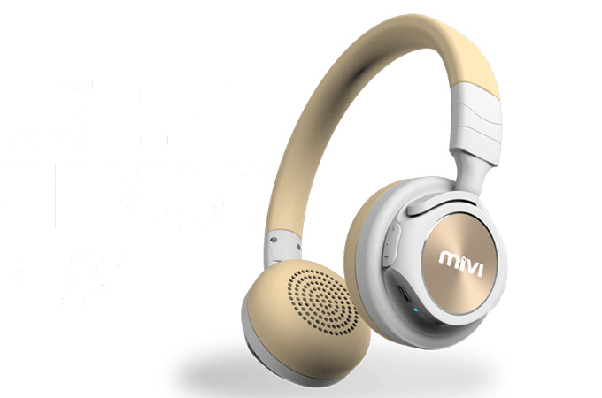 Mivi Saxo Wireless Bluetooth headphone Photos