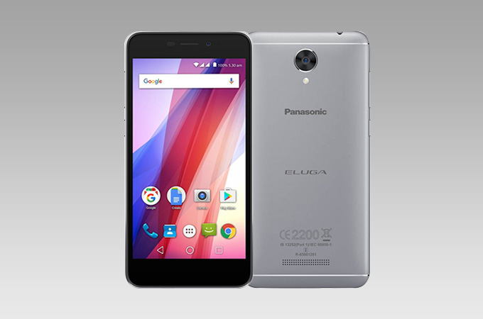 Panasonic Eluga I2 Activ Photos