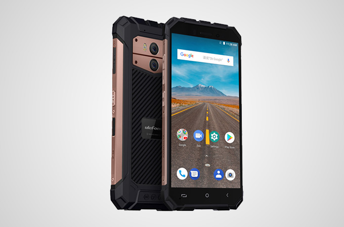 Ulefone Armor X Photos