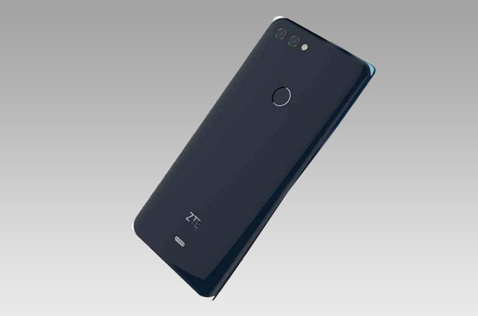 ZTE Iceberg Concept Design Photos
