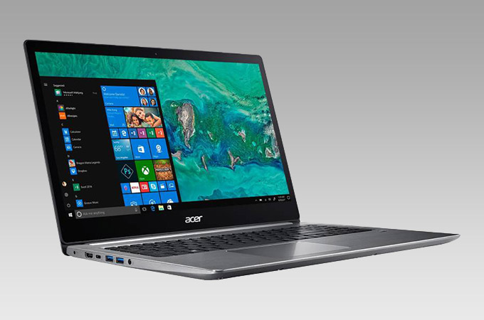 Acer Swift 3 (SF315-41) Photos