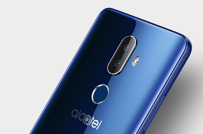 Alcatel 3V Photos